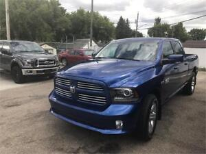 2016 Ram 1500 Sport Fully Loaded - Text/Call NOW 780-701-5651