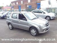 2003 (53 Reg) Suzuki Ignis 1.3 GL 5DR Estate GREY + LOW MILES