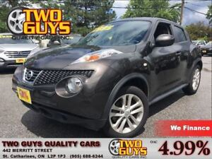 2012 Nissan Juke SV AWD ALLOYS CVT GREAT LOW MILEAGE