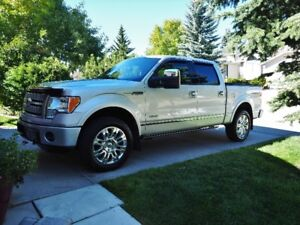 2011 Ford F-150 Platinum Pickup Truck