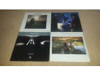 FOUR BRILLIANT VINYL ALBUMS FROM IRISH CELTIC/FOLK GROUP CLANNAD(ENYA) ALL IN EX/NM CONDITION
