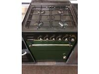 Rang master 55cm gas cooker grill & oven good condition with brown