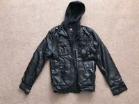 Boys jacket- Burton - size small