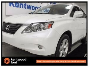 2012 Lexus RX 350 RX 350 with sunroof, heated/cooled front seats