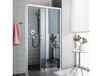 Kermi shower screen new in box
