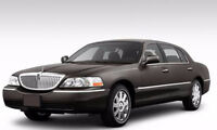 Pearson Airport LIMO/TAXI ($100)