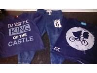 Boys clothes age 3-4yrs 13 items