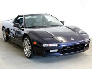 1995 Acura NSX-T Coupe 4 SPD at PLEASE CALL 514 983 8000