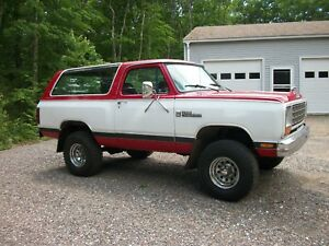 Wanted Dodge Ramcharger