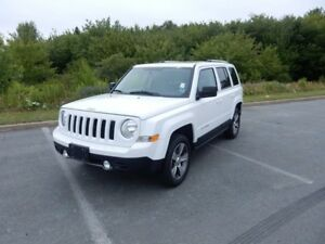 2016 Jeep PATRIOT HIGH ALTITUDE! LEATHER ROOF!!! WOW!