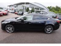 2017 Mazda 6 2.2d Sport Nav 4dr 22013 Manual Diesel Saloon