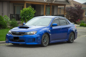 2011 Subaru WRX Sedan WIDEBODY 6 SPEED BREMBOS