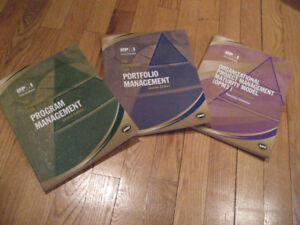 3 Project Manager Institution Books