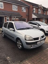 Renault Clio for sale cheap