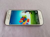 Unlocked Samsung Galaxy S4 Mini Excellent Condition