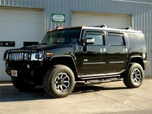 2004 HUMMER H2 w/ ONLY 113,500 KM's