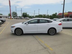 2017 Ford FUSION SE ECOBOOST AWD