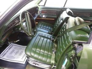 looking for 1970s big chrysler 2 door car front-rear seats