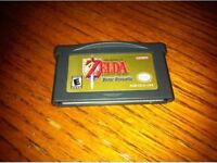 GBA: The Legend of Zelda A Link to the Past + Four Swords Game Boy Advance