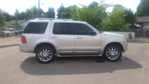 04 Explorer limited  for sale or trade