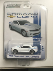 2012 COPO Camaro made by greenlight