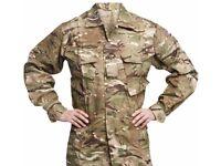 BRITISH ARMY NEW MTP CS 95 SHIRT Multicam