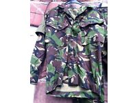 2 Army combat light weight jackets