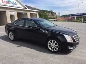 2009 Cadillac CTS, 79km, Inspected