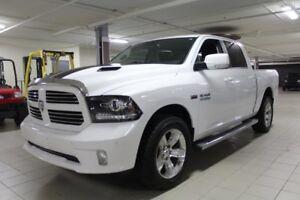 2014 Dodge Ram 1500 SPORT PLUS CREW 4X4 *CUIR/TOIT/NAV*