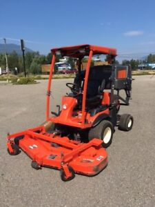 "Reduced 2010 Kubota F3080 with 72"" deck and Catcher"