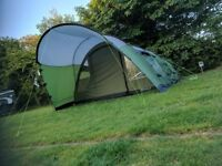 Tent outwell lakeside 600 camping