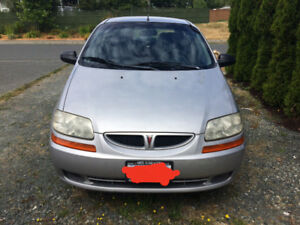 2006 Pontiac Wave Sedan