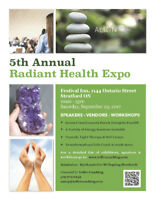 5th Annual Radiant Health Expo