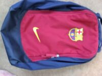 Barcelona Boot Bag/School Bag Great Condition