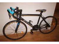 B'TWIN TRIBAN 500 SE Road Race Bike - 54cm Frame - Excellent Condition - Collection Sheffield S2