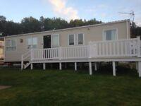 Caravan to rent in Dawlish Warren Golden Sands sleeps 8