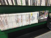 Nintendo Wii Games - from £1 each