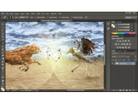 PHOTOSHOP CC 2017 MAC or PC