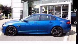 Jaguar XF diesel 2.2 R sport black 200 hp