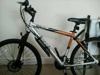Ridgeway aluminum series mountain bike