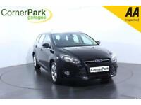 2014 FORD FOCUS ZETEC ECONETIC TDCI ESTATE DIESEL