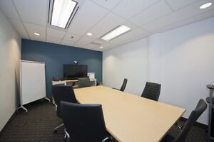 Executive meeting room space available in Purdy's Wharf!