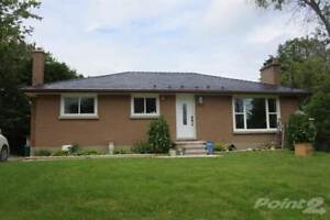 Homes for Sale in City North West, Kingston, Ontario $279,900