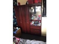 Wardrobe & dresser