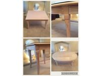 Table Set - Italian Furniture quality