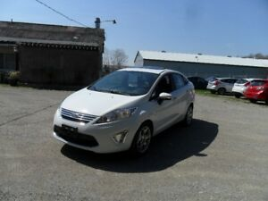 2012 Ford Fiesta Sedan only 71,000km certified & e-tested