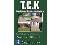 T.C.K Fencing and Decking