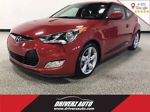 2013 Hyundai Veloster CLEAN CARPROOF, REARVIEW CAMERA, KEYLES...