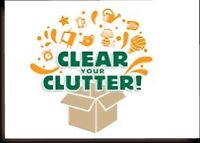 Clutter Clean Up Crew