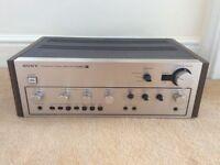 Sony TA-5650 VFET Amp in Very Good Conditon